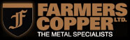 Famers copper logo