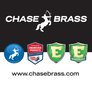 Chase logo with brands