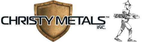 Christy metals logo